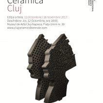 Bienala Internațională de Ceramică Cluj 2017