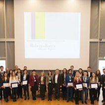 Studenţii Universității Tehnice din Cluj-Napoca – cei mai numeroși beneficiari ai burselor Roberto Rocca Education Program