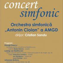 O nouă lucrare de George Enescu în premieră absolută pe scena clujeană